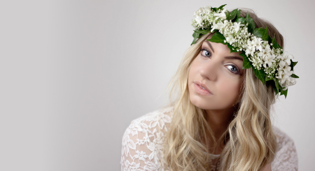 Fusion Salon Bridal Wedding Hair