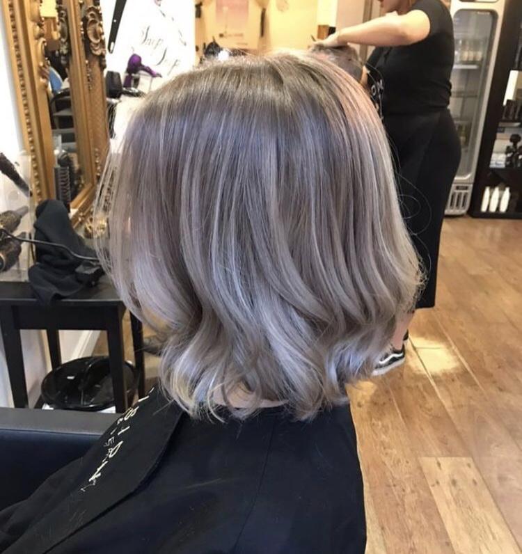 Fusion Salon Bob Hair Cut